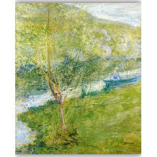 Vitalwalls Landscape Painting Canvas Art Print. Scenery-278-45cm