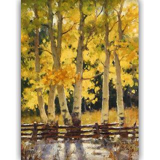 Vitalwalls Landscape Painting Canvas Art Print. Scenery-304-45cm