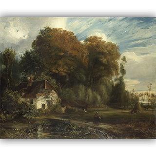 Vitalwalls Landscape Painting Canvas Art Print. Scenery-314-60cm