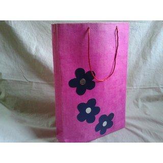 Pink Colour Designer Handbag For Women For Party Wear