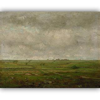 Vitalwalls Landscape Painting Canvas Art Print. Scenery-333-45cm