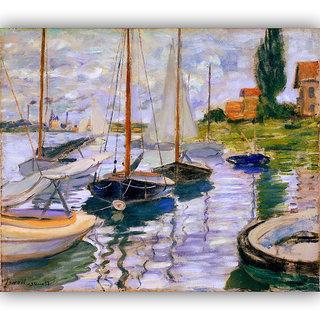Vitalwalls Landscape Painting Canvas Art Print.Scenery-402-30cm
