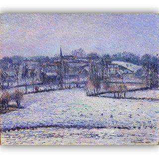 Vitalwalls Landscape Painting Canvas Art Print.Scenery-419-30cm