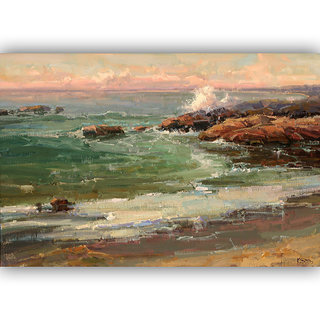 Vitalwalls Landscape Painting Canvas Art Print.Scenery-426-60cm