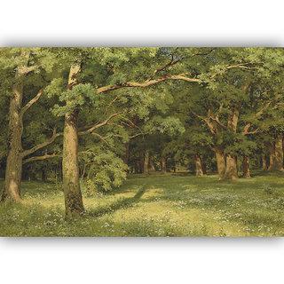 Vitalwalls Landscape Canvas Art Print, on Wooden FrameScenery-052-F-30cm