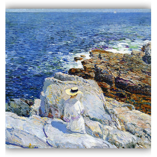 Vitalwalls Landscape Premium Canvas Art Print on Wooden Frame Scenary-200-F-30cm