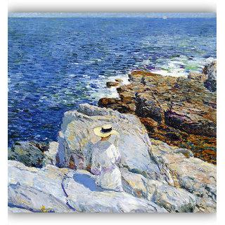 Vitalwalls Landscape Premium Canvas Art Print on Wooden Frame Scenary-200-F-45cm