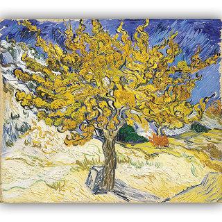 Vitalwalls Landscape Painting Canvas Art Printon Wooden Frame.Scenery-392-F-30cm