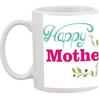 TIA Creation Florel Happy Mothrs Day Gift Coffee Mug