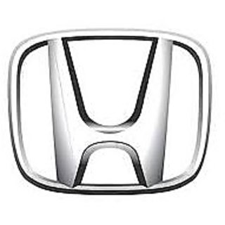 HONDA AMAZE CAR MONOGRAM /LOGO/EMBLEM FRONT H chrome emblem