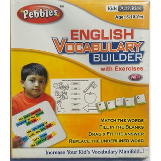 ENGLISH VOCABULARY BUILDING ..... (5-10Years)