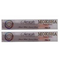 Samayah Hand Made Incense Sticks Moksha (Peace) Set Of