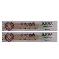 Samayah Hand Made Incense Sticks Reva (Ojus) Set Of 2