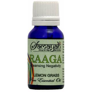 Samayah Hand Made Aroma Oils Raaga (Lemon Grass)
