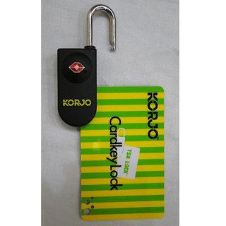 Tsacl Tsa Card Lock Black