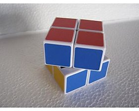 CUBE MAGIC SQUARE 2 x 2 ACTIVITY PUZZLE EXCELLENT QUALITY - VERY SMOOTH PLAYING