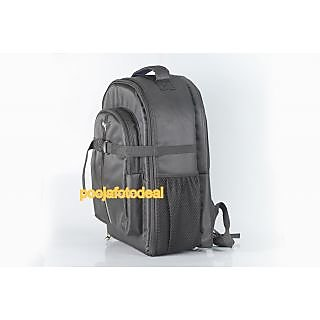 backpack camera notebook laptop tripod pocket bag hard protector 17 waterpoof