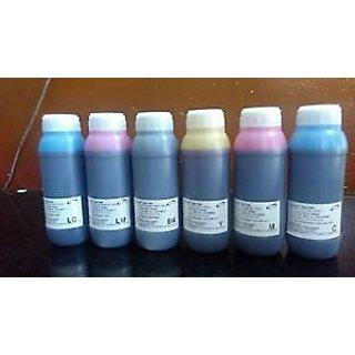 500ML HALF LITRE INK BOTTLE FOR EPSON L800 L810 L850 L1800 PRINTERS