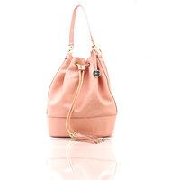 Diana Korr Pink Shoulder Bag DK12HPIN