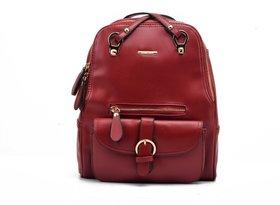 Diana Korr Red Backpack DK33HRED