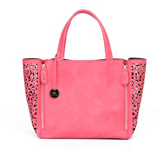 Diana Korr Pink Shoulder Bag DK09HPIN