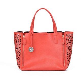 Diana Korr Red Shoulder Bag DK09HRED