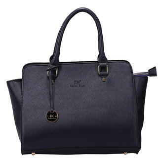 Diana Korr Black Shoulder Bag