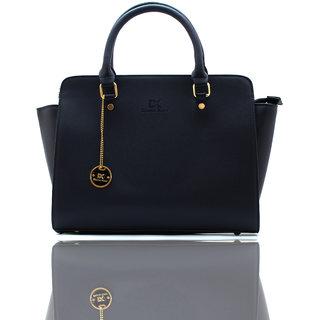 Diana Korr Blue Shoulder Bag DK10HBLU