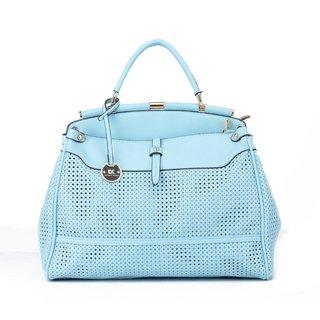 Diana Korr Blue Hand Bag DK34HBLU