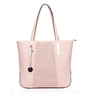 Diana Korr Pink Shoulder Bag DK40HLPNK