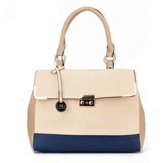 Diana Korr Blue Hand Bag DK61HBLU