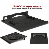 Notebook Cooling Laptop Stand 360 Rotate - 360ST