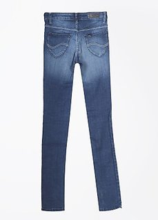 Lee Skinny Fit Fit Womens Jeans Cotton Blend Color Blue