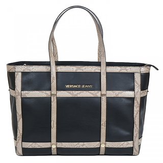 Buy Versace Jeans tote bag Online - Get 16% Off c06d0fa80cc9f