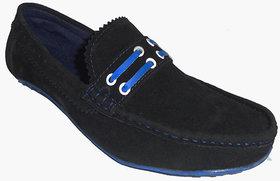 Hillsvog Black online Loafer Men Shoes-2004