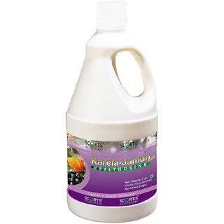 Karela-Jamun Juice