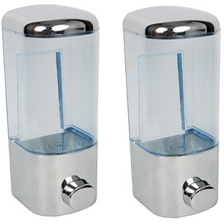 Truphe Soap Dispenser (Set of 2) transparent