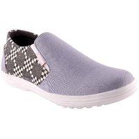 Shoe Island Designer Blue Loafers