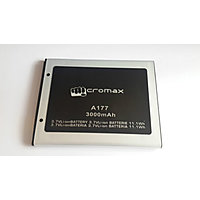 PREMIUM MICROMAX A177/A77 Battery-3000MAH FOR Micromax Canvas Juice A77/A177