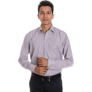 Formal Shirt Beaver Brown Color Slim Fit for Men