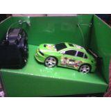 Ben 10 Remote Control Racing Car 2 Function Forward And Backward R C Car Toy