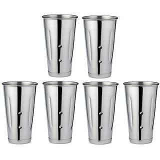 Set of 6 Long Lassi Glasses
