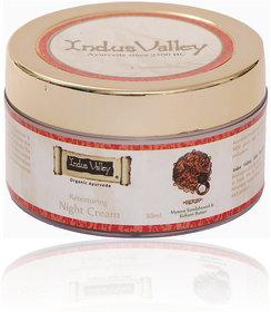 IndusValley Retexturing Hydrating Night Cream