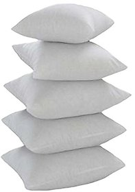 JOJO DESIGNS Set of 5 pcs of White Cushion Fillers 16 inch X 16 inch