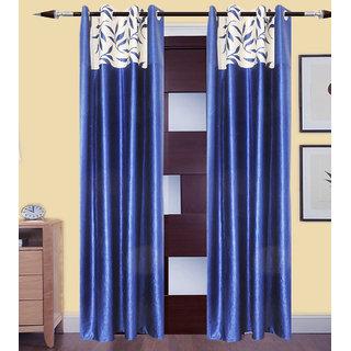 JMT Set of 2 Designer Door Curtain HZCN0700756