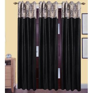 JMT Set of 3 Designer Door Curtain HZCN0701010