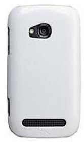 moshi Case Cover for Nokia Lumia 710- Glossy White