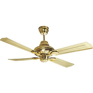 Havells Florence 4 Blade Ceiling Fan (Nickel Gold)