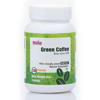 Zenith Nutritions Green Coffee bean extract - 400 mg