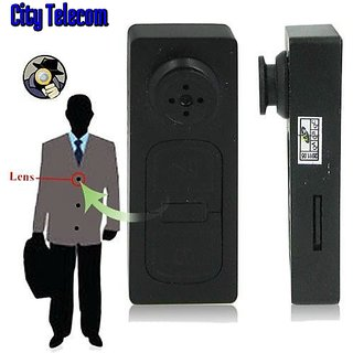 Spy HD Button Camera